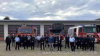 27 Elm-Asse-Feuerwehrleute werden für Dienst geehrt - Wolfenbütteler Zeitung