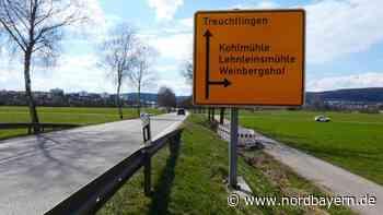St2216: Vollsperrung bis Schambachkreuzung wird aufgehoben - Nordbayern.de