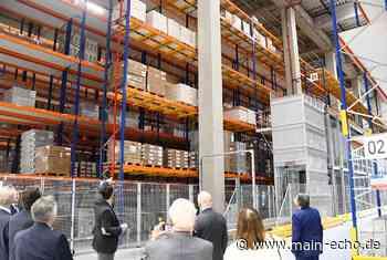 Stihl bezieht neues Logistik-Gebäude in Dieburg - Main-Echo