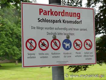 Fahrradfahrer sind die schlimmsten! - Weimar - myheimat.de