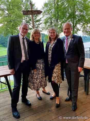 Präsidentenwechsel beim Rotary Clubs Meschede-Warstein - Dorfinfo.de – Sauerlandnachrichten