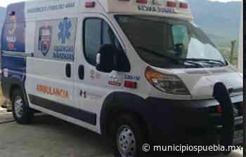 Ajalpan podría quedarse sin el servicio de ambulancia de SUMA - Municipios Puebla