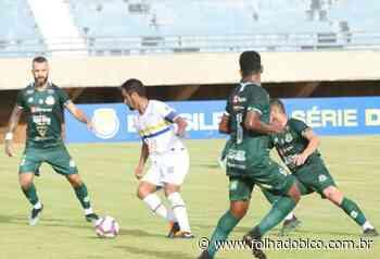 Palmas e Paragominas ficam no empate de 0 a 0 no Nilton Santos - Folha do Bico