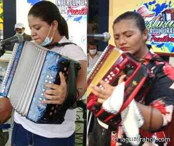 Dos damas en Maicao, defendiendo el folclor y el honor de su género - La Guajira Hoy.com
