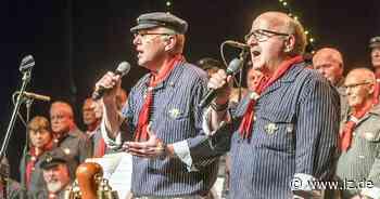 Shanty-Chor entert am Samstag die Freilichtbühne Bellenberg | Lokale Nachrichten aus Horn-Bad Meinberg - Lippische Landes-Zeitung