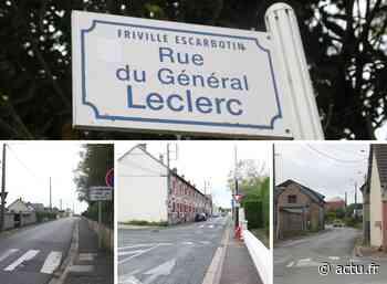 Friville-Escarbotin : 1,5 million d'euros de travaux vont être réalisés dans la ville - actu.fr