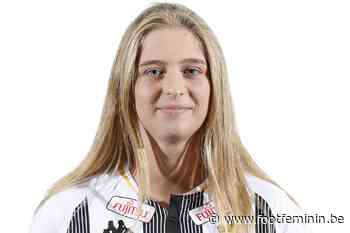 Ludmila Matavkova passe du Sporting Charleroi au Club Bruges YLA - Tout le foot - footfeminin.be