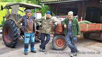 Abenteuertour mit dem Traktor - Zwei Bräunlinger auf ungewöhnlicher Fahrt nach Kroatien - Schwarzwälder Bote