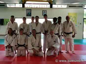 Grenade-sur-l'Adour : le club de judo compte deux nouvelles judokates ceintures noires - Sud Ouest