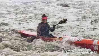 """Villeneuve-sur-Lot. Lucile Moreau, kayakiste Lot-et-Garonnaise : """"C'est dur et c'est parfois dangereux"""" - LaDepeche.fr"""