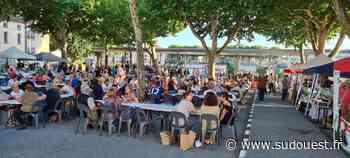 Villeneuve-sur-Lot : le Marché des producteurs de pays a trouvé son public - Sud Ouest