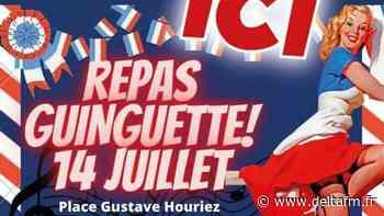 Gravelines - Un repas-guinguette aux Huttes pour le 14 juillet - Delta FM