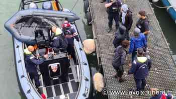 Calais: trente-six migrants ramenés au large de Sangatte et Gravelines À 5 h 45, ce - La Voix du Nord