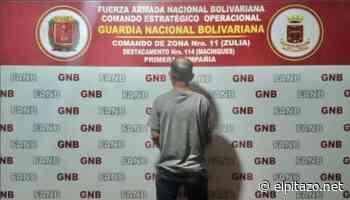 Zulia | GN detiene a concejal oficialista por golpear a mujer en Machiques - El Pitazo