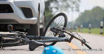 Junge prallt in Waldbronn mit Rad gegen Transporter und verletzt sich - Pforzheimer Zeitung