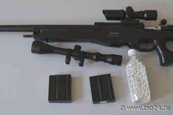 Schüsse in Ratzeburg: Paar feuert Softair-Waffe aus Fenster ab, Polizei rückt an - TAG24