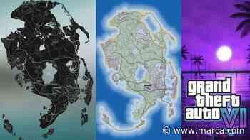 Revelado el mapa íntegro de GTA 6; Vice City generado a base de filtraciones - MARCA.com