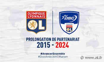L'Olympique Lyonnais et l'AS Dakar Sacré Cœur prolongent leur partenariat jusqu'en 2024 - Olympique Lyonnais