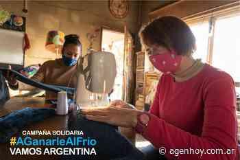"""""""La salida es colectiva"""" - agenhoy.com.ar"""