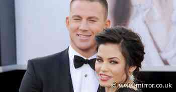 Channing Tatum and Jenna Dewan's heartbreaking split - nine years after fairytale wedding - The Mirror