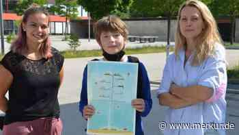 """Gautinger Schüler gewinnt: Daniel und seine """"Ocean City"""" - Merkur Online"""