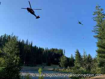 Nez Perce-Clearwater National Forests Fire Update: Monday, July 12, 2021 - bigcountrynewsconnection.com