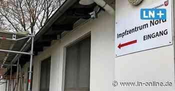 Im Impfzentrum in Bad Oldesloe sind Plätze für Corona-Impfung frei - Lübecker Nachrichten