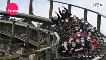 Aufregung um Corona-Regel: Heide-Park Soltau erlaubt Fotos nur von Besuchern mit Maske   svz.de - svz – Schweriner Volkszeitung