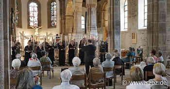 Sindelfingen: Chor Cantus Stuttgart bei der Orgelmusik - Sindelfinger Zeitung / Böblinger Zeitung