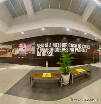 Faaca Burger e Parrilla chega ao Shopping Guararapes, pertinho de onde os paraibanos se hospedam em PE, na pra - WSCom online