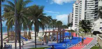 Veja como ficará a nova ciclovia da Orla de Jaboatão dos Guararapes, no Grande Recife - JC Online