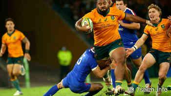 'Tongan Thor' est sur le point de se lancer contre les Wallabies contre la France - 7seizh