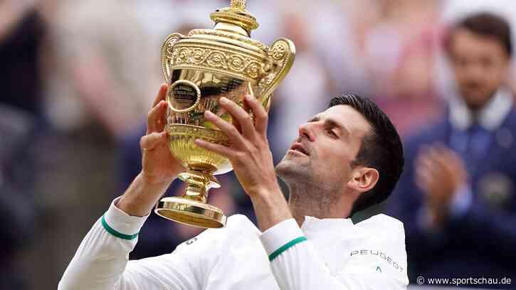 Novak Djokovic - die Mensch gewordene Rekordgier - sportschau.de