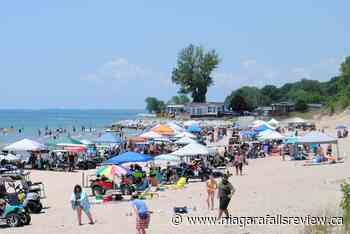 Sherkston beach crowds on Port Colborne bylaw radar - NiagaraFallsReview.ca