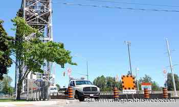 News'It's gonna be a rough summer': bridge work bottlenecks Port Colborne roads4 hours ago - Niagarathisweek.com