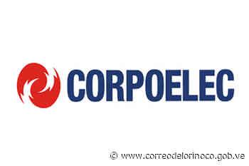 Miranda: Corpoelec fortalece alumbrado público en avenida Bolívar de Cúpira | - Correo del Orinoco