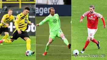 Die Local-Player-Tabelle der Bundesliga - von 8 bis 8952 Einsatzminuten