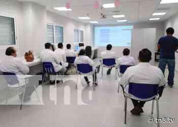 Médicos de Nicaragua fortalecen y actualizan conocimientos sobre cáncer de colon - TN8 Nicaragua