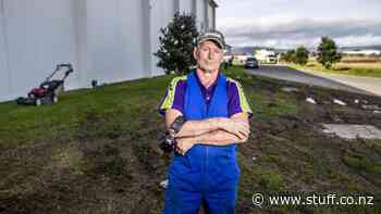 Boy racers leave trails of destruction through Palmerston North's industrial areas - Stuff.co.nz