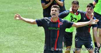Real Monterotondo Scalo, 5ª conferma: Riccardo Pasqui rimane rossoblù - Gazzetta Regionale