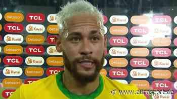 Neymar den Tränen nahe: Tore bei Copa Amércia bringen ihn dem Pele-Rekord näher - Eurosport DE
