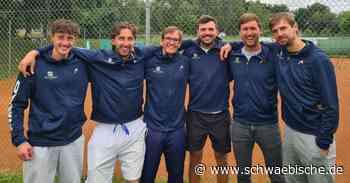 TC Weingarten legt starken Saisonstart hin | schwäbische - Schwäbische