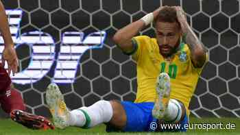 Tokyo 2020: Neymar fehlt in Brasiliens Kader - Bundesligastars Paulinho und Matheus Cunha nominiert - Eurosport DE