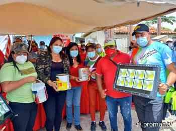Beneficiadas 758 familias de la comunidad de Sabaneta con Jornada Social - Noticias de Barquisimeto - PromarTV - PromarTV