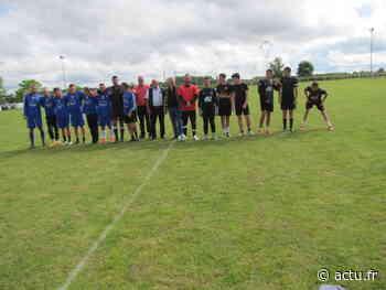 Bonne ambiance au tournoi de football organisé par le club Saint-Ouen-sur-Iton - Le Réveil Normand