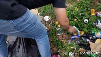 VIDÉO. Saint-Ouen : en colère face aux déchets en bord de Seine, des habitants se retroussent les manches - Le Parisien