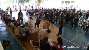 En Fernando de la Mora hay pocas personas a ser inmunizadas - Nacionales - ABC Color