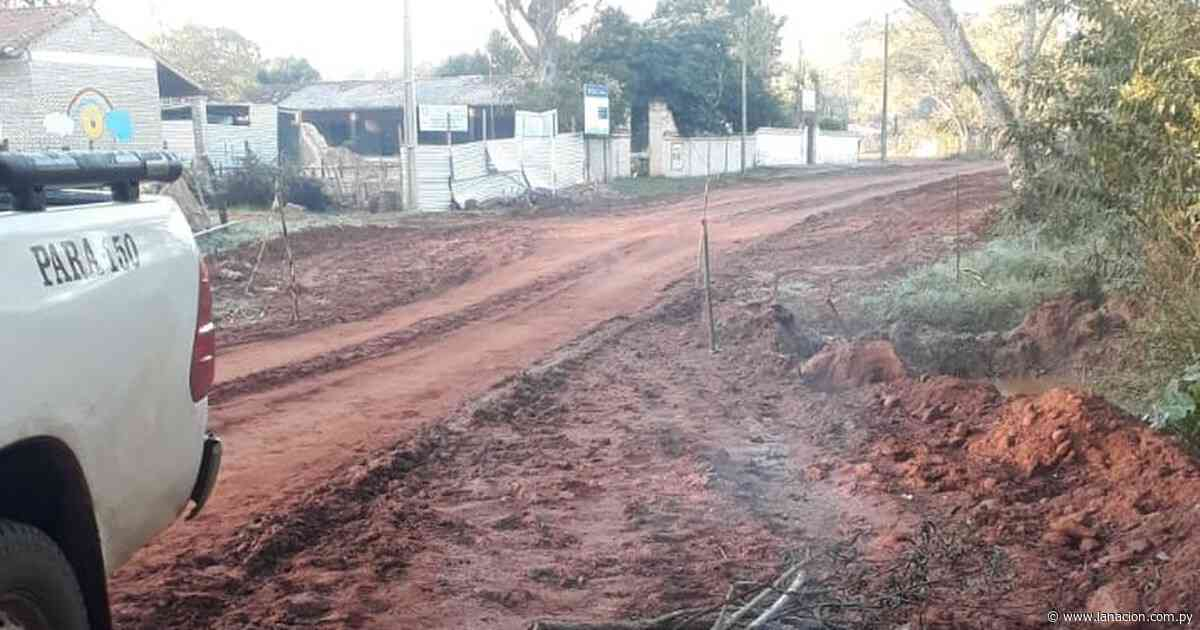 Un hombre falleció de hipotermia en Yaguarón - La Nación