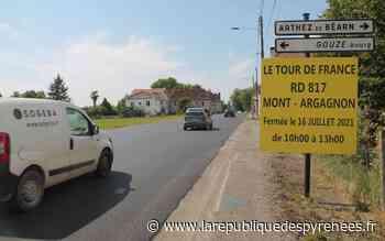 Routes, image, commerces : les retombées attendues du Tour de France pour Mourenx et le bassin - La République des Pyrénées