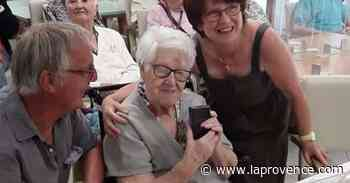 Manosque : Lucienne fête cent ans ! - La Provence